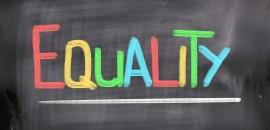 Equality on Chalkboard