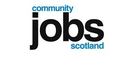 community jobs scotland logo
