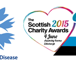 MND Scotland Charity of the Year logo