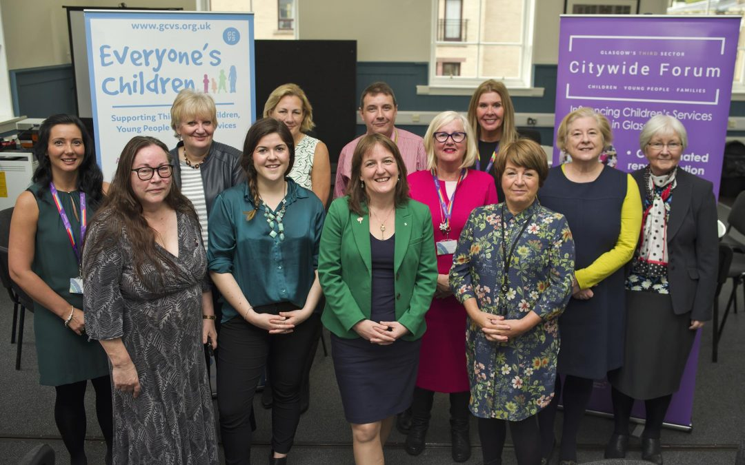 Citywide Forum Networking Event with Maree Todd MSP