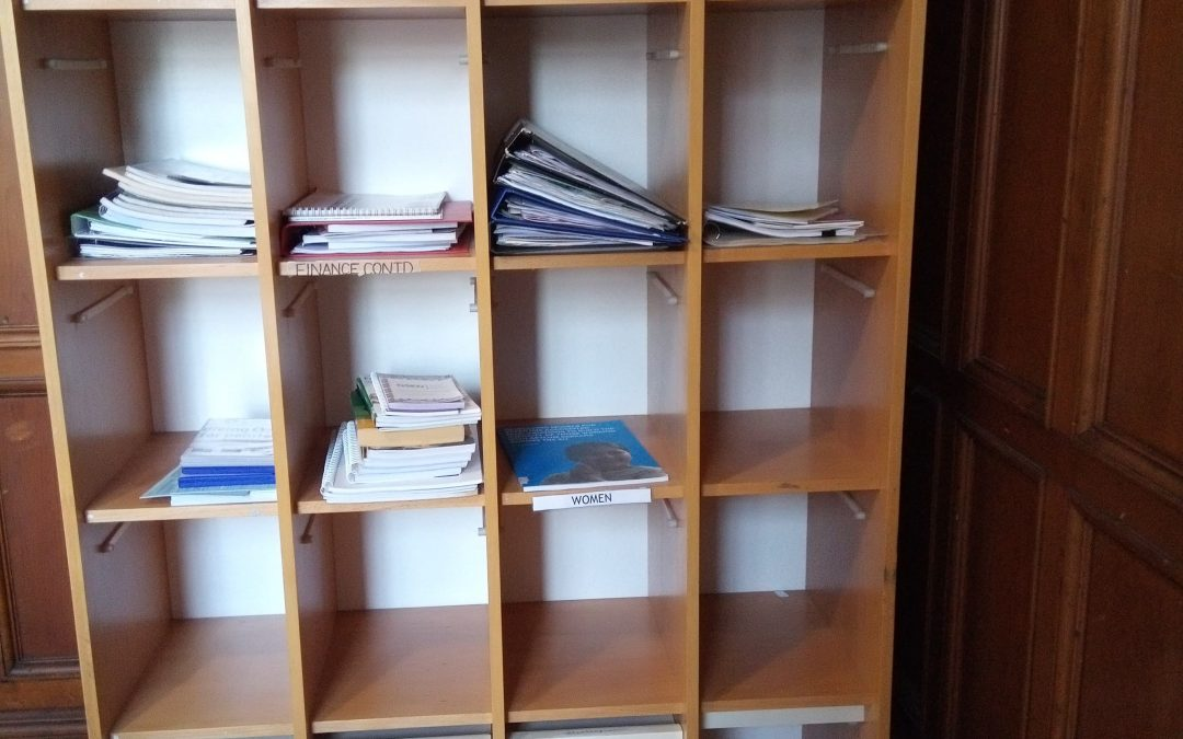 Bookcase for Uplift