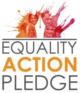 Equality Action Pledge logo