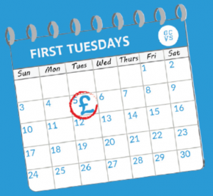 First Tuesdays Calendar image