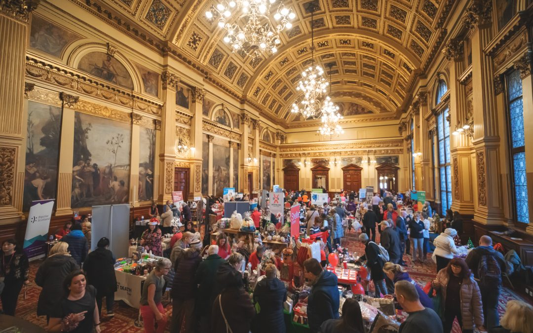 The Glasgow Charities Annual Christmas Fayre 2019