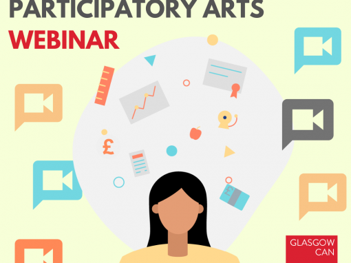 FREE Funding for Participatory Arts Webinar