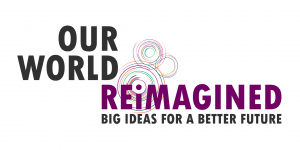 Our World Imagined - online series logo