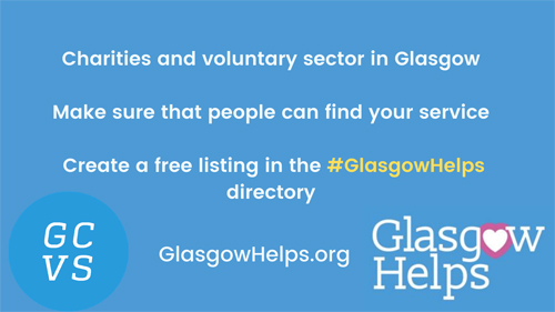 Glasgow Helps create and update your listings